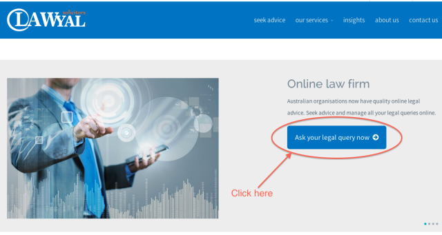 1. Homepage Q button